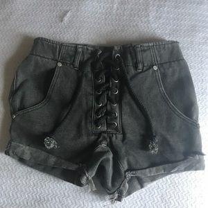 One teaspoon Superfreak shorts